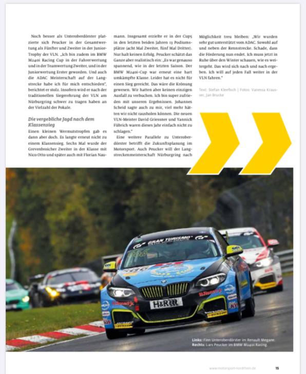 Motorsport Nordrhein